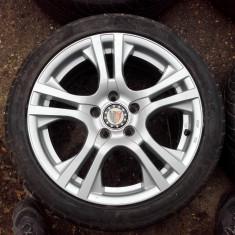 JANTE PLATIN 17 5X112 VW AUDI SKODA SEAT MERCEDES - Janta aliaj, Numar prezoane: 5