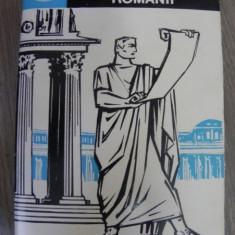 Istorie - CUM TRAIAU ROMANII de NICOLAE LASCU, 1965