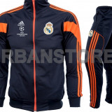 Trening Adidas FC Real Madrid, Slim Fit, Conic + LIVRARE GRATUITA!