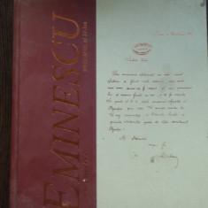 Carte de lux - MANUSCRISELE LUI MIHAI EMINESCU - VOLUMUL AL 21 - LEA