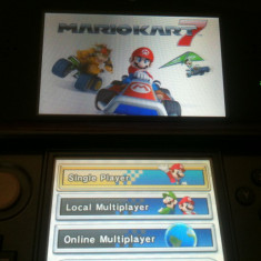 Consola Nintendo 3DS Modata+jocuri+Acces Online Multiplayers
