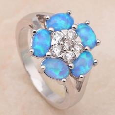 Inel din argint 925 cu opal imperial - Inel argint