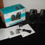 Boxe logitech Z130 pentru calculator / laptop / telefon, 0-40W, Boxe Multimedia