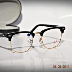 Rama ochelari Ray Ban, Unisex, Negru, Rama intreaga, Clasic - Rame de ochelari Ray Ban RB5154 2000 Clubmaster