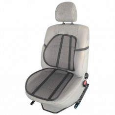 Husa scaun auto cu suport lombar sezut si spatar - Husa Auto RoGroup