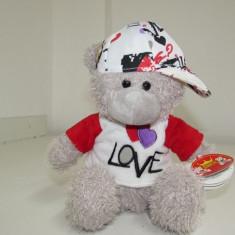 Ursulet de plus - Plus ursulet rapper 20 cm
