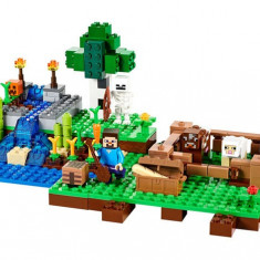 LEGO Minecraft - Prima noapte (21115)