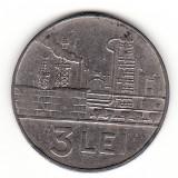 Romania (R.S.R.) 3 lei 1966 - Moneda Romania, Nichel