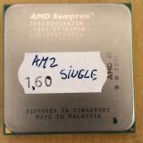 Procesor PC AMD Sempron SDA2800IAA2CN Socket AM2 1, 60GHz, Numar nuclee: 1, 1.0GHz - 1.9GHz