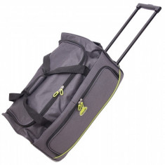 Troller - Lamonza GEANTA VOIAJ CU TROLER SUPERLIGHT A12123, gri