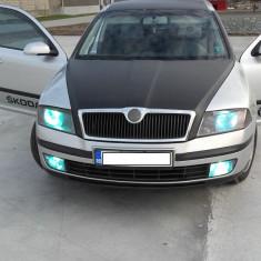 Skoda Octavia 2006, 140cp, 2.0cmc, inmatriculata ro - Autoturism Skoda, Motorina/Diesel, 240000 km, 2000 cmc