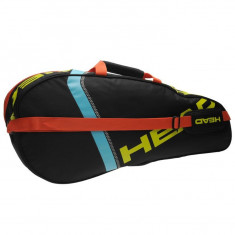 Geanta Tenis Head Core 3 Racket Bag - Originala - Anglia - Dimensiuni x