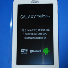 Tableta Samsung Galaxy Tab3 T116 - Tableta Samsung Galaxy Tab 3 7 inci, 8 GB, Wi-Fi + 3G