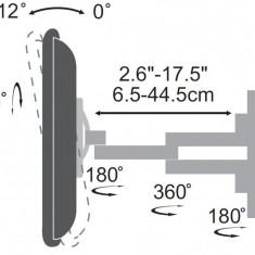 SBOX LCD-2903 Suport TV perete 19''-37''