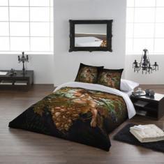 Set lenjerie de pat din bumbac gotică Fin du siecle 200x200