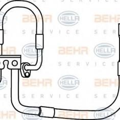 Conducta inalta presiune, aer conditionat FORD IKON V 1.3 - BEHR HELLA SERVICE 9GS 351 337-271 - Furtunuri aer conditionat auto