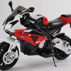 Motocicleta electrica COPII BMW 12 VOLTI rosie - Masinuta electrica copii
