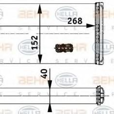 Schimbator caldura, incalzire habitaclu MERCEDES-BENZ T1 caroserie 210 2.3 - HELLA 8FH 351 312-391 - Sistem Incalzire Auto