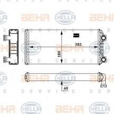 Schimbator caldura, incalzire habitaclu VOLVO FH 12 FH 12/340 - HELLA 8FH 351 312-591 - Sistem Incalzire Auto