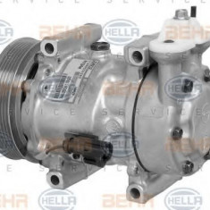 Compresor, climatizare FORD IKON V 1.4 TDCi - HELLA 8FK 351 316-041 - Compresoare aer conditionat auto