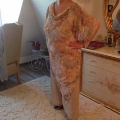 COSTUM DE OCAZII XXL - Costum dama, Culoare: Bej