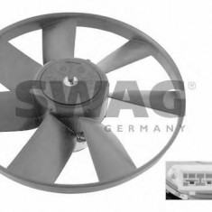 Ventilator, radiator VW POLO 1.3 D - SWAG 99 90 6993 - Ventilatoare auto Trw
