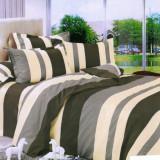 Cuvertura pentru pat dublu din bumbac satinat cod XC3