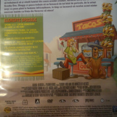Dvd SCOOBY DOO AND THE MONSTER OF MEXICO, subtitrat in romana - Film animatie warner bros. pictures