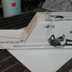 Trimmer pentru gard viu MQE-SPK-600 800W Watt 600mm, Benzina, > 50, 40 min