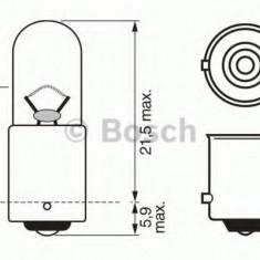 Bec incandescent - BOSCH 1 987 302 512