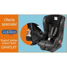 Scaun Auto Viaggio1 Duo Fix K Techno + Suport Pahar PROMO - Scaun auto bebelusi grupa 0+ (0-13 kg) Peg Perego