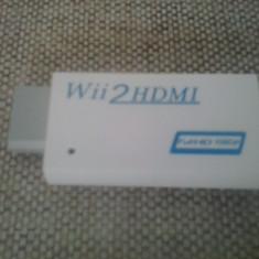 Adaptor HDMI pentru Nintendo Wii, Cabluri