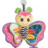 Playgro fluture bebe 0+ nou - Jucarie zornaitoare