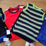 Maieuri baieti 2-3 ani pana la 5-6 ani diverse modele/culori- NOI!, Marime: One size, Culoare: Albastru