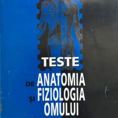 TESTE DE ANATOMIA SI FIZIOLOGIA OMULUI CLASA A IX-A - Nitescu