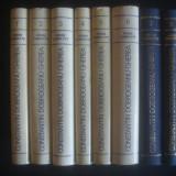 CONSTANTIN DOBROGEANU GHEREA - OPERE COMPLETE  8 volume, editie de lux