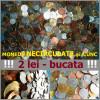 LOT / SET 50 MONEDE NECIRCULATE (DIFERITE) PENTRU COLECŢIE: 2 lei/bucată!!!