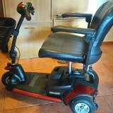 Scuter pentru persoane cu dizabilitati - Pride Go-Go 3 Wheels - Oferta