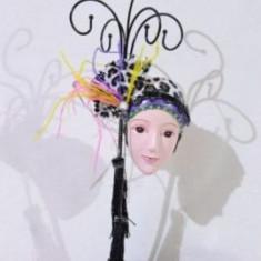 Suport pentru bijuterii in forma de masca venetiana - Cutie Bijuterii