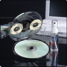 Aparat de curatare CD, DVD, VCD, CD-Rom - Accesoriu Curatare Aparate Foto