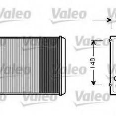 Schimbator caldura, incalzire habitaclu VOLVO 850 2.3 T5 - VALEO 812327 - Sistem Incalzire Auto