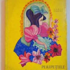 PERIPETIILE ALISEI IN LUMEA OGLINZII de LEWIS CARROLL, 1971 - Carte de povesti