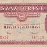 UNGARIA 100 forint 1984 VF!!!