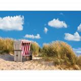 Puzzle Scaun Plaja, 500 Piese