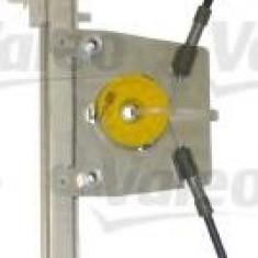 Mecanism actionare geam CITROËN NEMO caroserie 1.4 - VALEO 850726 - Macara geam