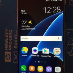 Telefon Samsung Galaxy S7, Negru, 32GB, Neblocat, Single SIM