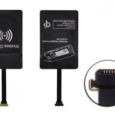 Adaptor incarcator wireless micro USB universal - Incarcator telefon Samsung, De priza