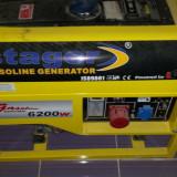 Vand generator curent electric 6200w