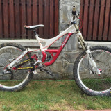 Vand/Schimb Specialized Demo 8 2009 II Size M Bicicleta Downhill DH - Mountain Bike Nespecificat, 17 inch, 26 inch, Numar viteze: 9