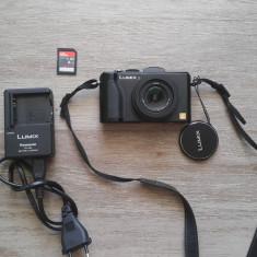 Aparat Foto Panasonic Lumix DMC-LX5 - Aparat Foto compact Panasonic